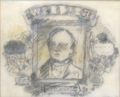 Larry Rivers, 'Daniel Webster', 1976