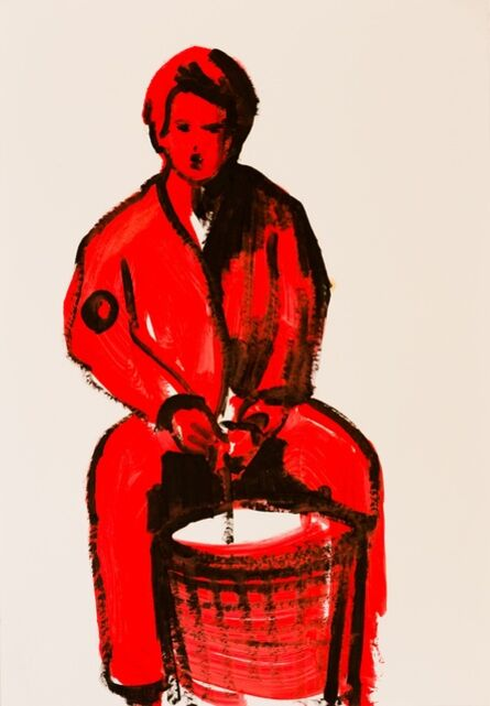 Ilona Szalay, 'Supplicant 8', 2015