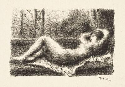 Pierre-Auguste Renoir, 'ODALISQUE', ca. 1904