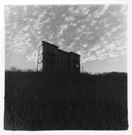 Diane Arbus, 'A House on a Hill, Hollywood, California', 1963
