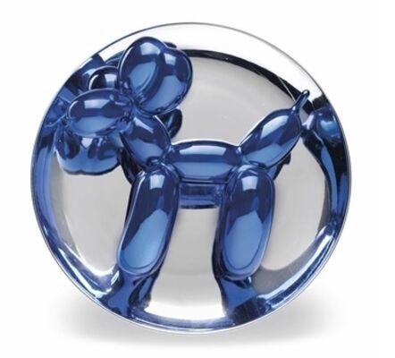 Jeff Koons, 'Balloon Dog (Blue)', 1995