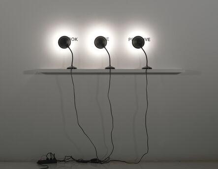 Antoni Muntadas, 'Look, See, Perceive', 2009