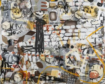 Barry Reigate, 'Incompetent Thinking', 2014