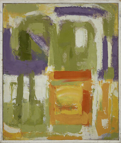 Raymond Hendler, 'No. 3', 1957
