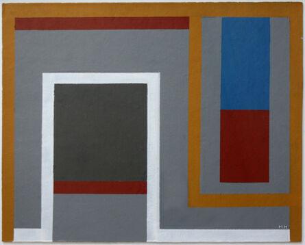 Montez Magno, 'Série Fachadas do Nordeste', 1997