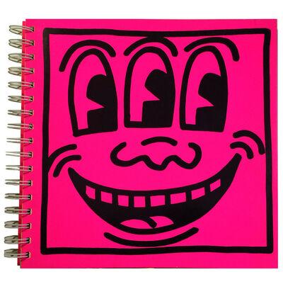 "Keith Haring, '""Keith Haring"", 1982, RARE FIRST EDITION of 2000, Tony Shafrazi Exhibition Catalogue', 1982"
