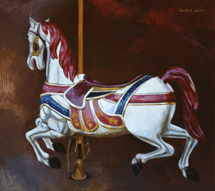 Liu Weijian, 'Carousel 木马', 2010