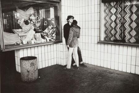 Sibylle Bergemann, 'Prenzlaier Berg, Schonhauser Allee Station', 1980