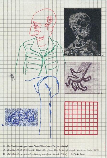 Dieter Fuchs, 'O.T.', 2014