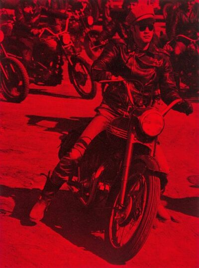 Russell Young, 'Brando on Bike (First Edition)', 2008