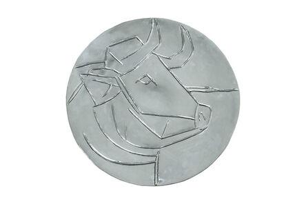 Pablo Picasso, 'Tête de taureau', Post-War