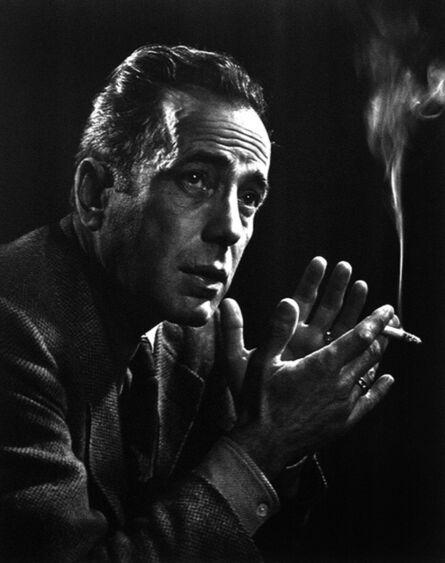 Yousuf Karsh, 'Humphrey Bogart', 1946