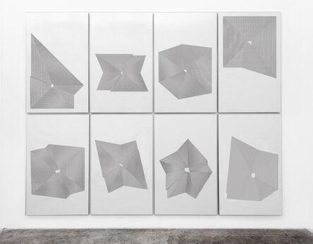 Andrés Marroquín Winkelmann, 'Patrones de distancia', 2015