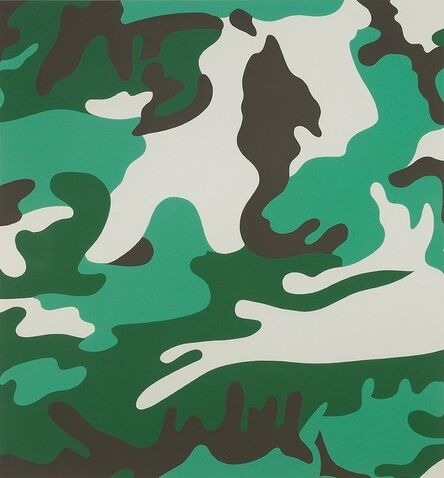 Andy Warhol, 'Camouflage (FS II.406) ', 1987
