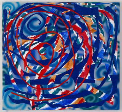 Trudy Benson, 'Rising Blue', 2018
