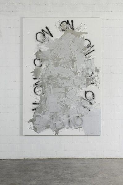 Stefan Brüggemann, 'Puddle Panting #5', 2015