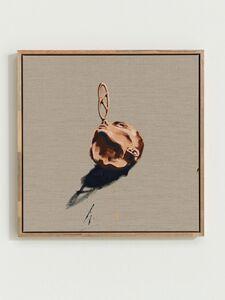 Marco Spitzar, 'brezelbalance on the beach (nose)', 2016