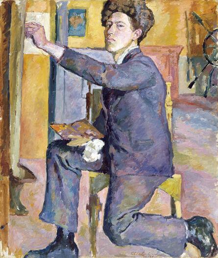 Alberto Giacometti, 'Autoportrait (Self-portrait)', 1921