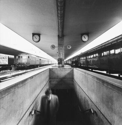 Gabriele Basilico, 'Railway station'