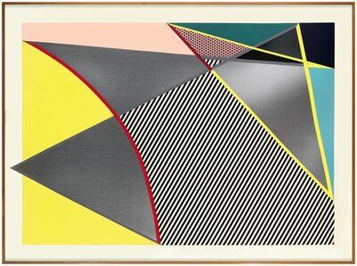 Roy Lichtenstein, 'Imperfect from Imperfect Series', 1988
