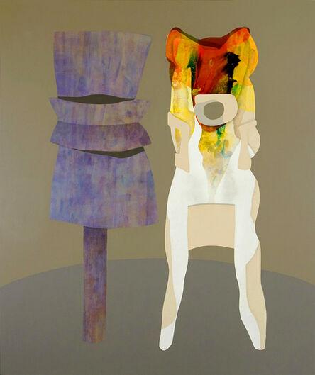 Carrie Moyer, 'Avatars', 2007