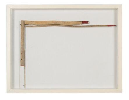 Camiel Van Breedam, 'De dwarslat is gebroken', 2008