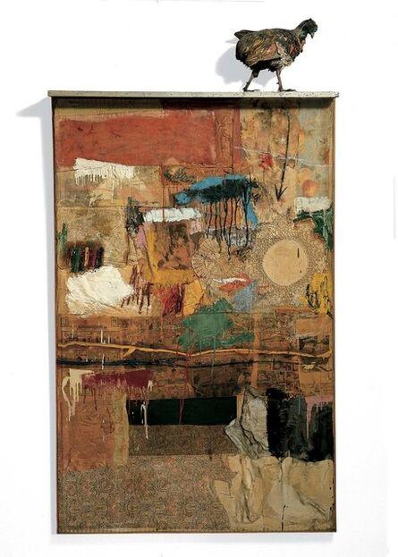 Robert Rauschenberg, 'Satellite', 1955
