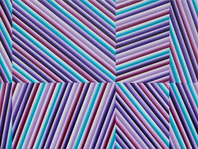Nathan Randall Green, 'Sheetrock Slip/Strike (Nightshade)', 2015