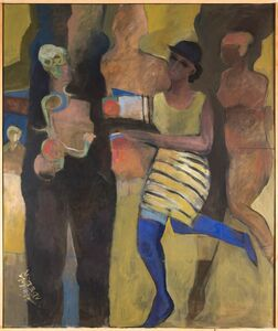 Adel Al-Khalaf, 'Human Race'