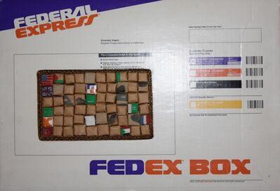 Miguel Angel Ríos, 'Souvenir series: Candy Box', 1991