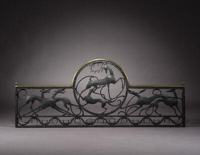 Hunt Diederich, 'Window Railing for the James Byrne Residence, 270 Park Avenue, New York', ca. 1920