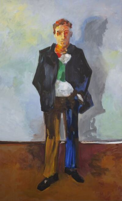 Jacco Olivier, 'Self-portrait', 2019