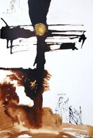 Salvador Dalí, 'Come, Lord Jesus', 1967