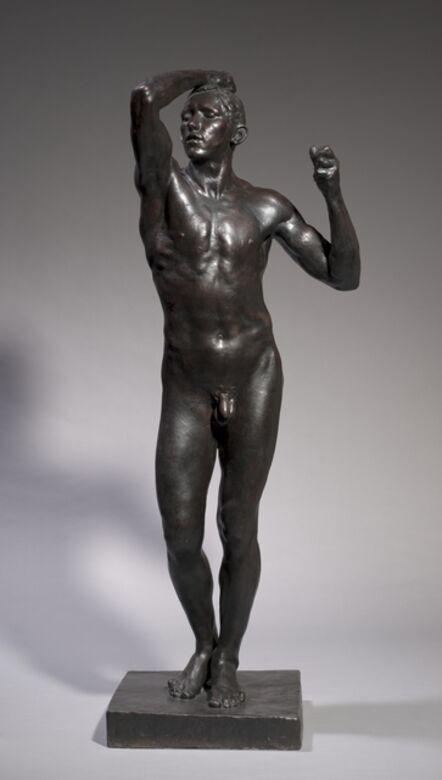 Auguste Rodin, 'The Age of Bronze', 1875-1876