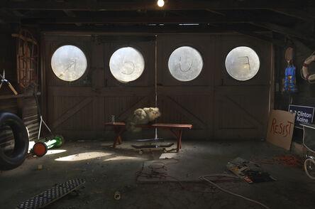 Julie Blackmon, 'Trapped', 2017
