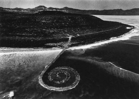 Gianfranco Gorgoni, 'Spiral Jetty (#2)', 1970