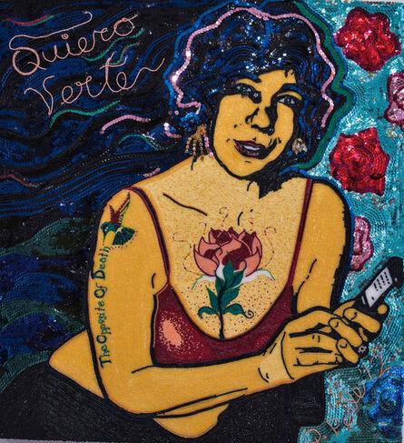 Quimetta Perle, 'Quireo Verte', 2012