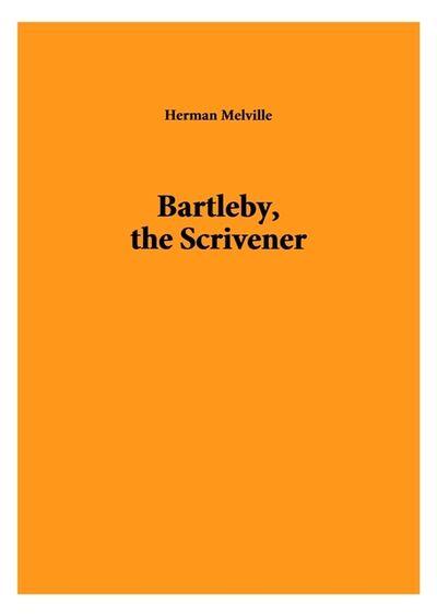 Sara & André, 'Bartleby, the Scrivener', 2014