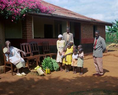 Todd Webb, 'Family, Kenya', 1958