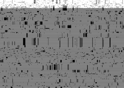 Sean Snyder, 'Untitled, (corrupted data, 67,4 Mb, mpeg, file date : 23.03.1997)', 2009