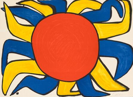 Alexander Calder, 'Untitled from Our Unfinished Revolution', 1975-1945