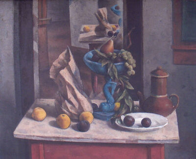 Henry Lee McFee, 'The Blue Compote', 1930-1931