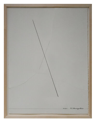 Noriyuki Haraguchi 原口 典之, 'Untitled ', 2020