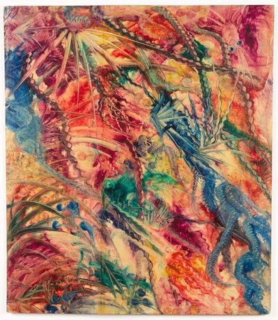 Eugene Von Bruenchenhein, 'Untitled (March 9, 1956)', 1956