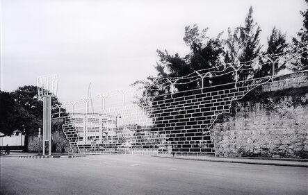 Carlos Garaicoa, 'Un día cualquiera en que La Habana se detuvo a recordar Berlín III', 2012