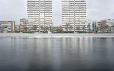 Vicente Tirado del Olmo, 'Seascapes in inverse', 2009