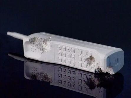 Daniel Arsham, 'Future Relic 01: Mobile Telephone', 2014