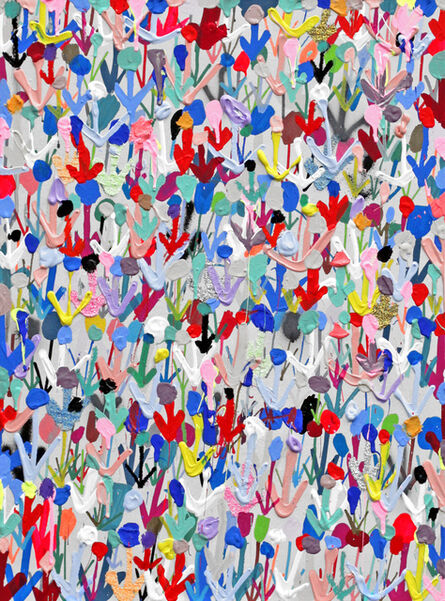 Ludovilk Myers, 'Mini flowers I', 2020