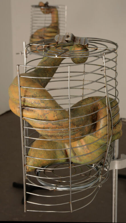 Susan Camp, 'Obstruction by Proxy (detail)'