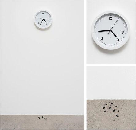 Cildo Meireles, 'Fontes', 2016